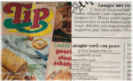 Tip uit de oude doos: Lasagne con Pesce