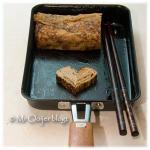 Japanse omelet rolletjes
