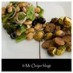 Vluggertje: Insalata di Cornetti, nieuwe aardappeltjes en Lamssaucijsjes
