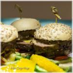 Mini Hamburgertjes